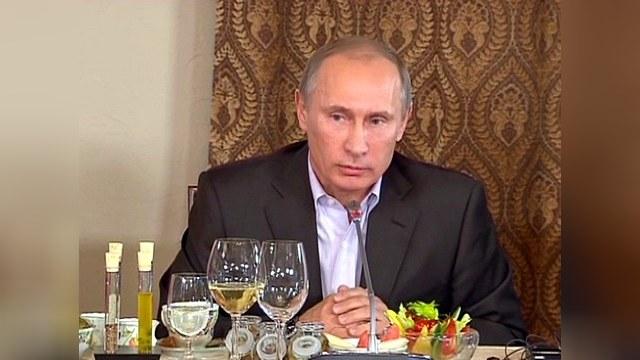 Путин всегда опаздывает, но ценит свое время