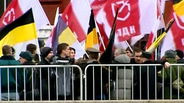 «Русский марш»  получился разобщенным