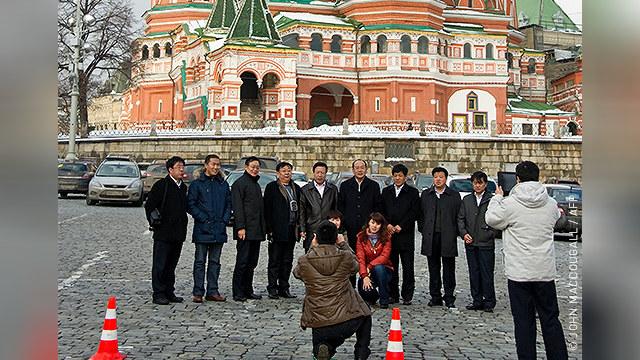 Пожилые китайцы предпочитают отдых в России