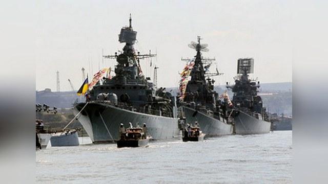Газовый спор портит жизнь Черноморскому флоту