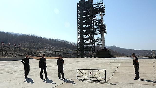 Россия держит под контролем ситуацию с северокорейской ракетой