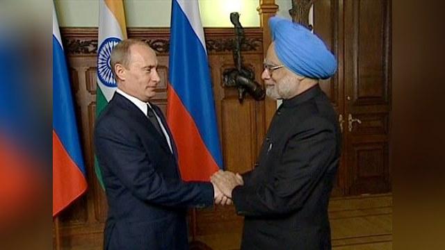 Путин едет в Индию укреплять старую дружбу