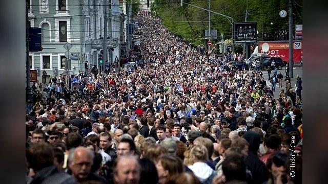 «Марш против подлецов» согласован с московской мэрией