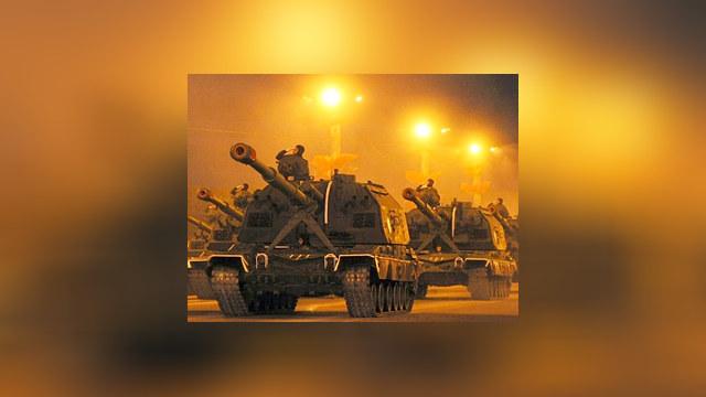 Российская армия ставит на танки