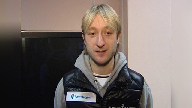 Израильские медики поставили Плющенко на коньки