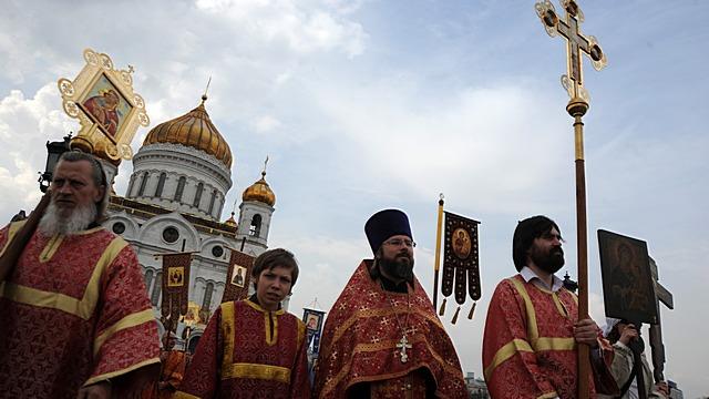 Al Jazeera: За духовностью в России стоит коррупция