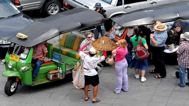 Культурный отдых россиян пугает тайцев