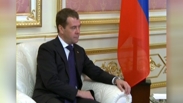 Медведев: Челябинский метеорит - это урок для всего человечества