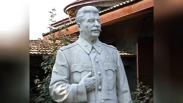 Грузины по-прежнему любят Сталина