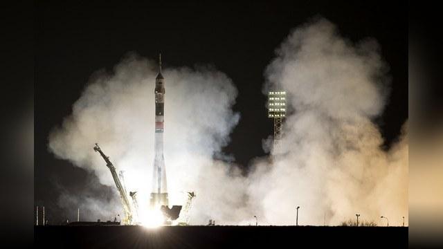 «Союз ТМА-08М» прервал полосу неудач Роскосмоса