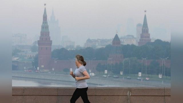 Журналистка Welt Online рассказала правду об утренних пробежках в Москве