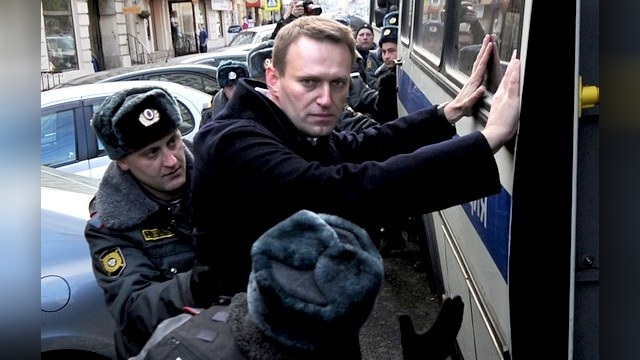 Навальный не хочет сравнивать себя с советскими диссидентами