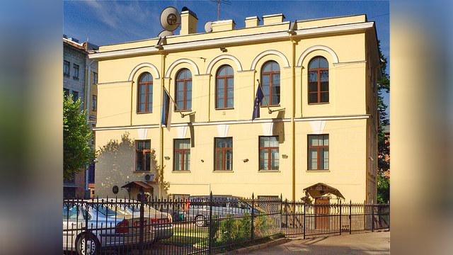 Эстонский консул объявлен в России персоной нон грата