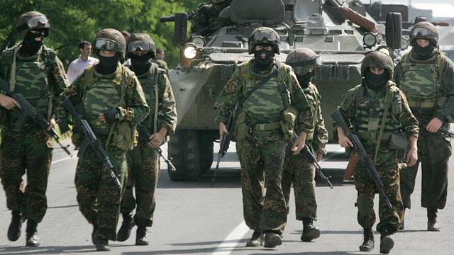 Российская армия захватит Норвегию с телеэкранов