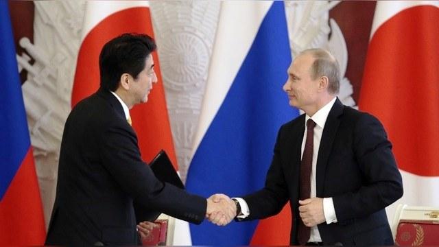 Россия и Япония признали спор вокруг Курил «ненормальным»