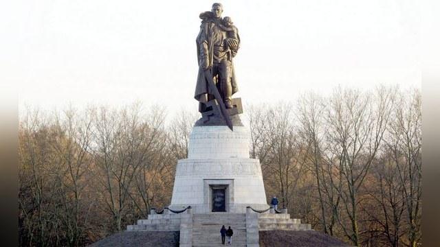 Как ухаживают за могилами советских воинов в Германии