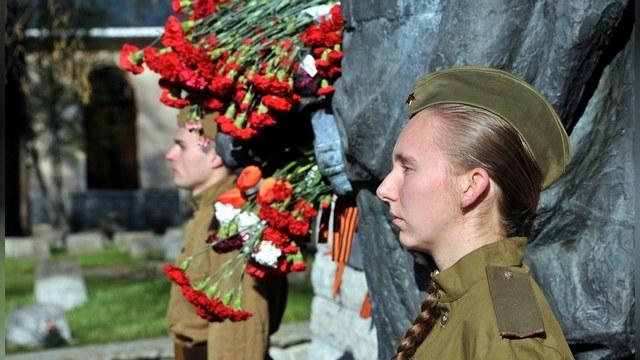 Таллинские ветераны соберутся у «Бронзового солдата»