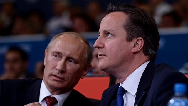 Дэвид Кэмерон и Владимир Путин обсудят в Сочи сирийский конфликт