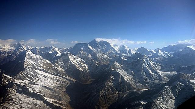 Российский альпинист расстался с жизнью, покоряя Эверест