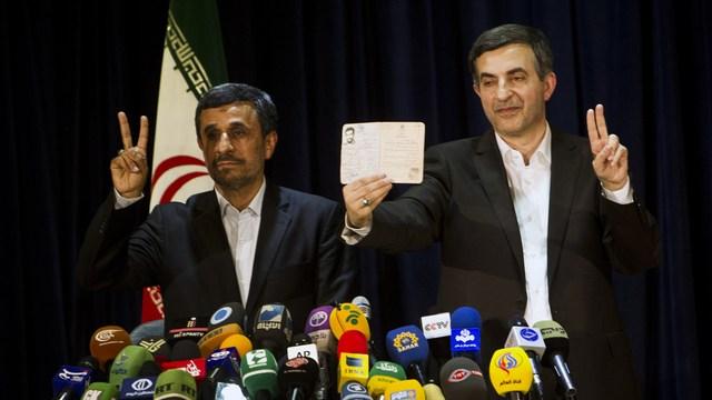 FR: Ахмадинежад на президентских выборах воспользуется опытом Путина