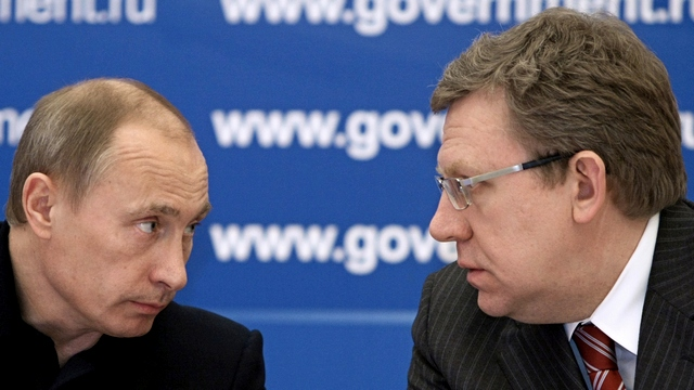 RFE: Путин пугает правительство Кудриным