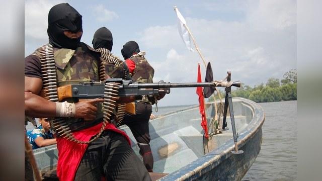 Россиянина вызволили из плена нигерийских пиратов