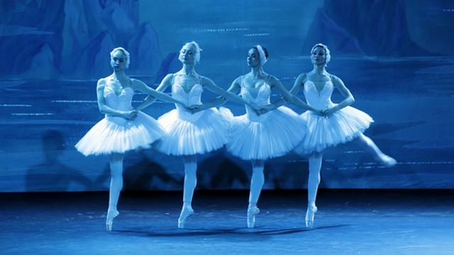 Легендарный балет Мариинки впервые в мире будут транслировать в 3D