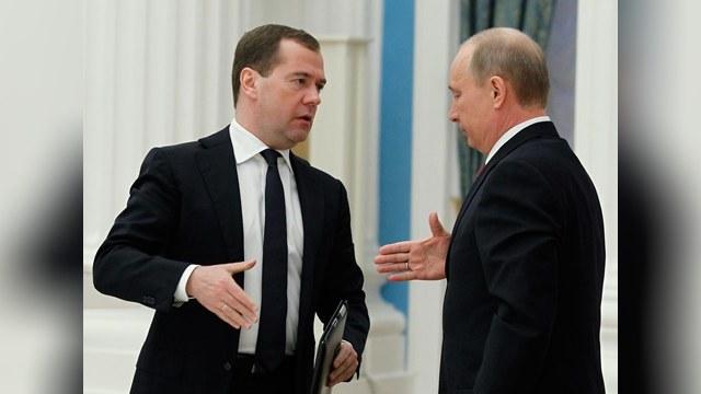 L'Indro: Медведев нужен Путину для будущей борьбы за Кремль