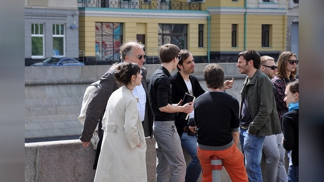 Распад Советского Союза изменил лицо российской молодежи