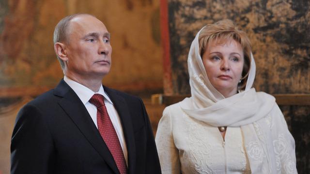 Брак Путина не вынес «президентского испытания»