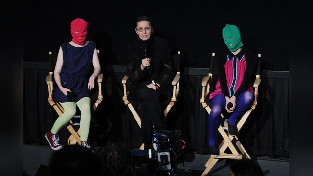 Pussy Riot уже не просто группа, а движение