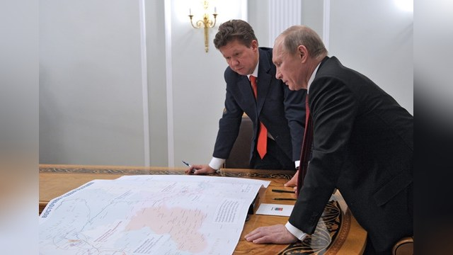 Bloomberg: «Газпром» идет к краху, и это здорово