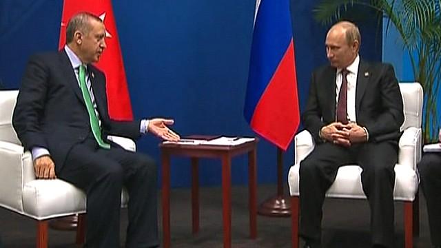 У лидеров РФ и Турции не складываются отношения со средним классом