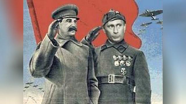 Forbes: Сравнение Путина со Сталиным – верх исторического невежества