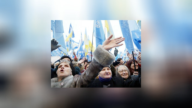 Большое возвращение Виктора Януковича