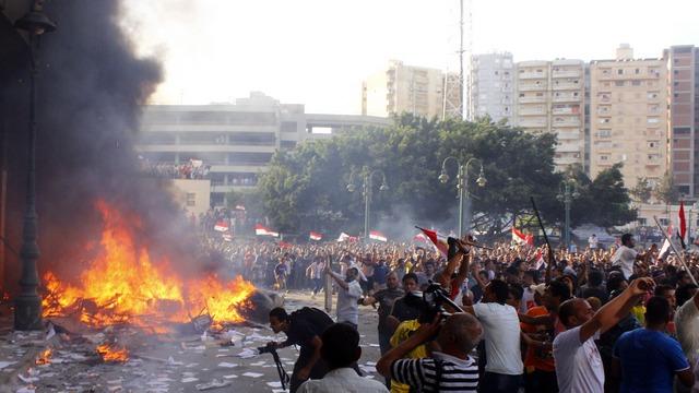 МИД России предупреждает: «Египет опасен для вашего здоровья»