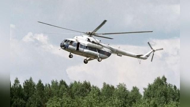 В аварии вертолета под Томском пострадали 15 человек