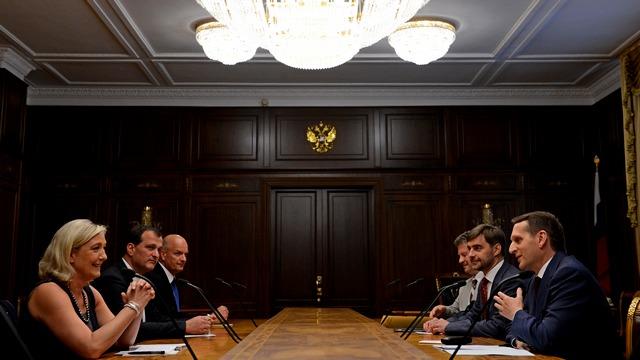 Atlantico: Политикам в России по пути с французскими националистами