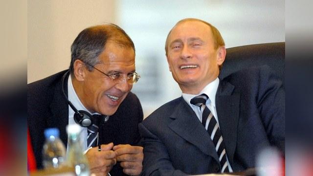 Bloomberg не оценил юмор российского президента