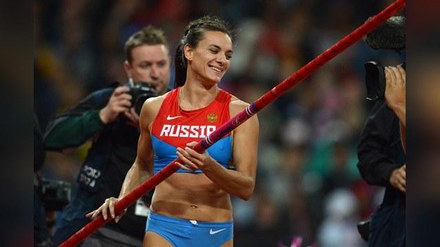 Исинбаева настроена на личный рекорд в финале чемпионата России