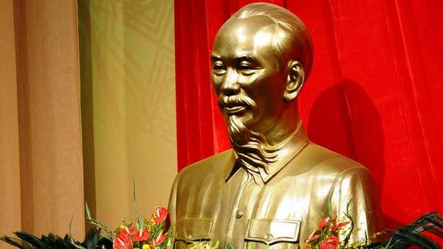 Новый памятник Хо Ши Мину украсит родину Ленина