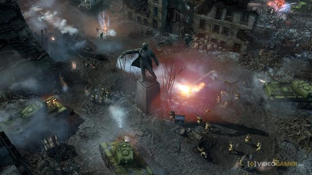 Российские геймеры вступились за честь Красной Армии