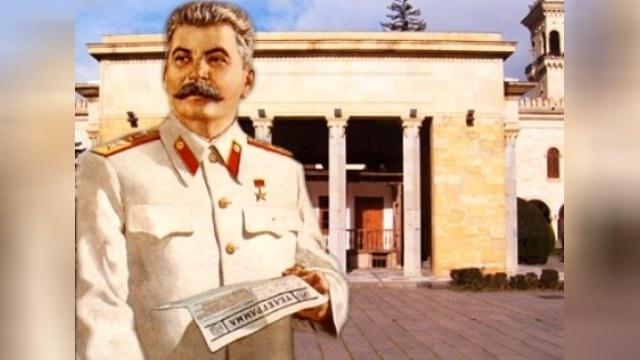 Власти Грузии считают восстановление памятника Сталину «делом чести»