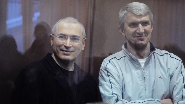 Верховный суд РФ сократил срок Ходорковскому и Лебедеву на 2 месяца