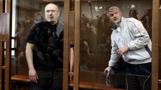 Приговор Ходорковскому – «насмешка и издевательство»