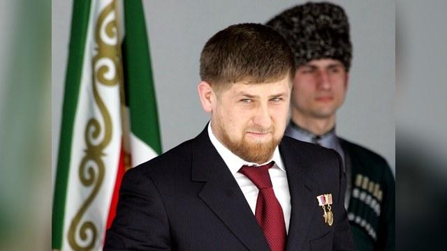 Кадыров отметил конец Рамадана благотворительностью
