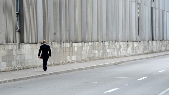 Питерская прогулка Путина вызвала в Рунете злые насмешки