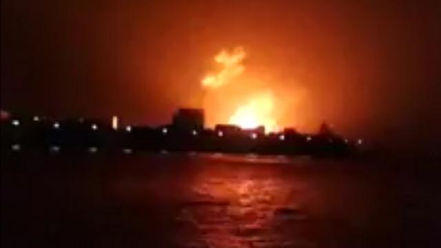 Российские специалисты не пострадали при взрыве индийской подлодки