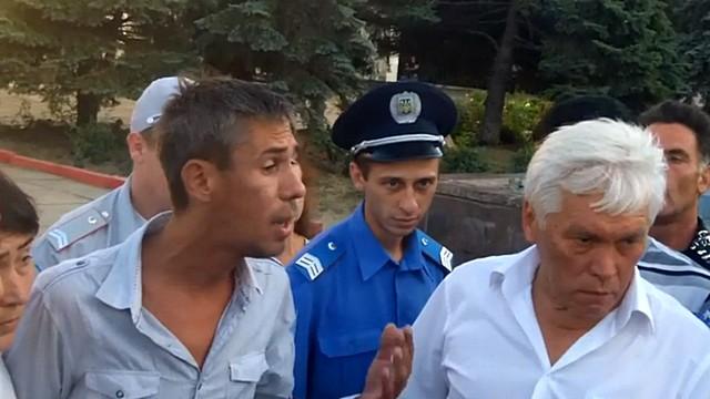 Крымские татары требуют наказать актера Алексея Панина