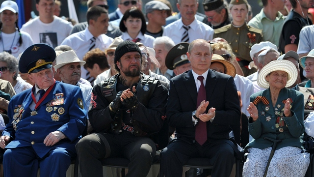 Шоу в Волгограде закончилось речью Сталина о «победах нашего Отечества»